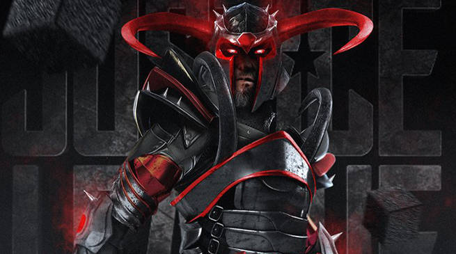 Ciaran Hinds Shares Justice League Steppenwolf Details