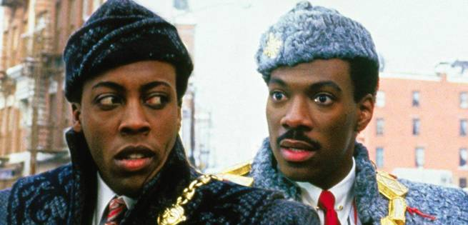 Coming To America Sequel Brings Back Original Screenwriters