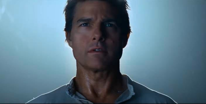 Watch Tom Cruise Transform In New The Mummy Teaser