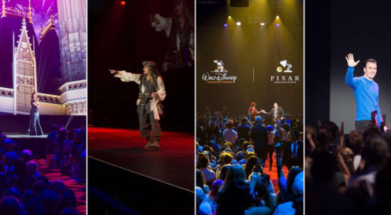 Disney Announces D23 Expo 2017 Lineup Featuring Marvel Studios Star