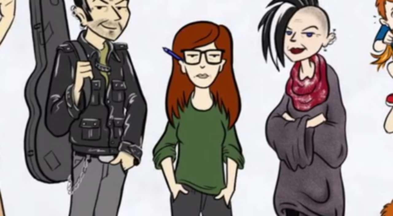 Daria Creator Reimagines Cast 20 Years Later
