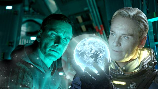 Michael Fassbender On His Dual Android Roles In Alien: Covenant