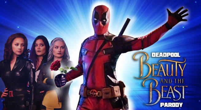 Fan-Made Musical Mashes Deadpool And Beauty And The Beast