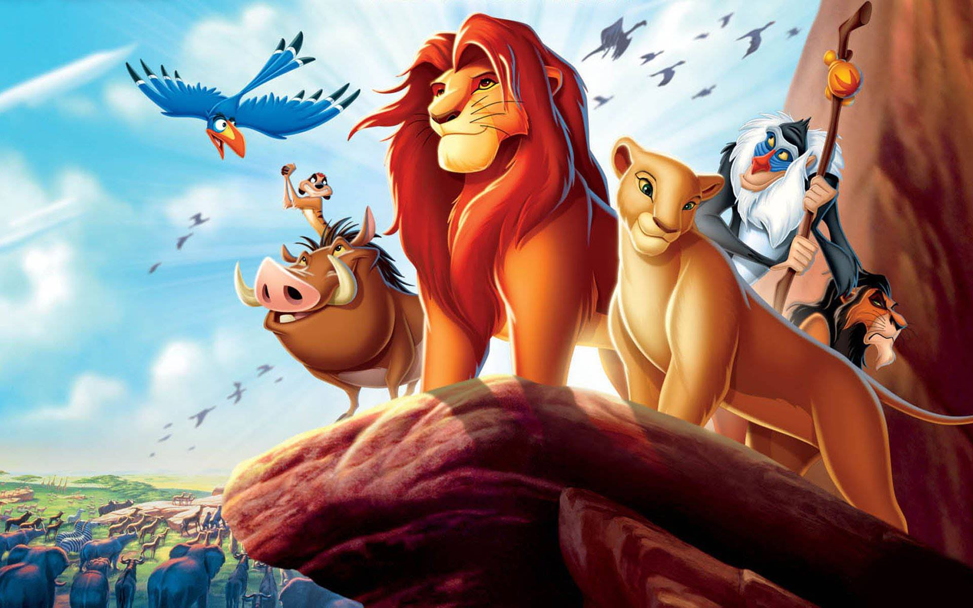 Disneys The Lion King Remake Release Date Revealed
