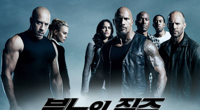Fate of the Furious International