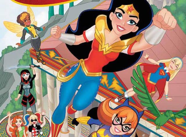 free-comic-book-day-dc-super-hero-girls-summer-olympus