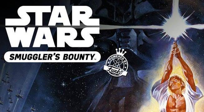 funko smuggler's bounty a new hope
