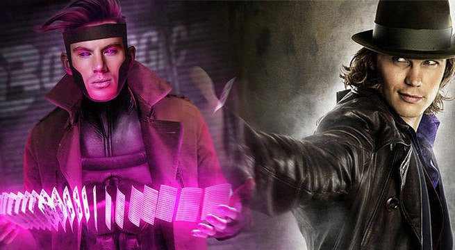 Fan Trailer Friday: The Gambit Movie Gets A Trailer