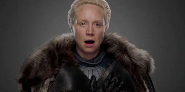 Game Of Thrones Season 7 Brienne of Tarth
