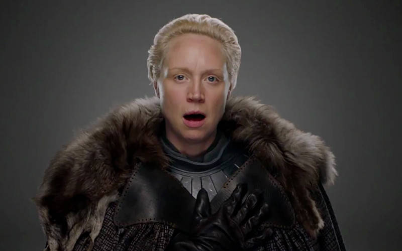 Game Of Thrones Season 7 Brienne of Tarth