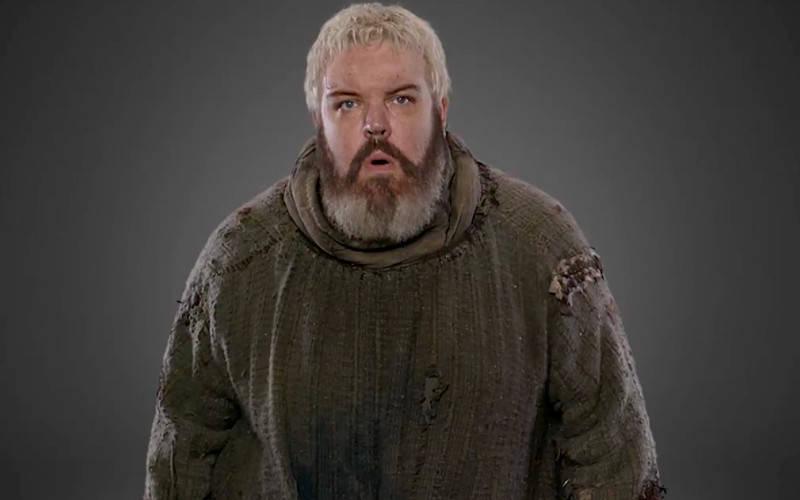 Game Of Thrones Season 7 Hodor