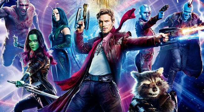 Guardians Of The Galaxy Vol. 2 Global Opening Set To Break First Film's Record
