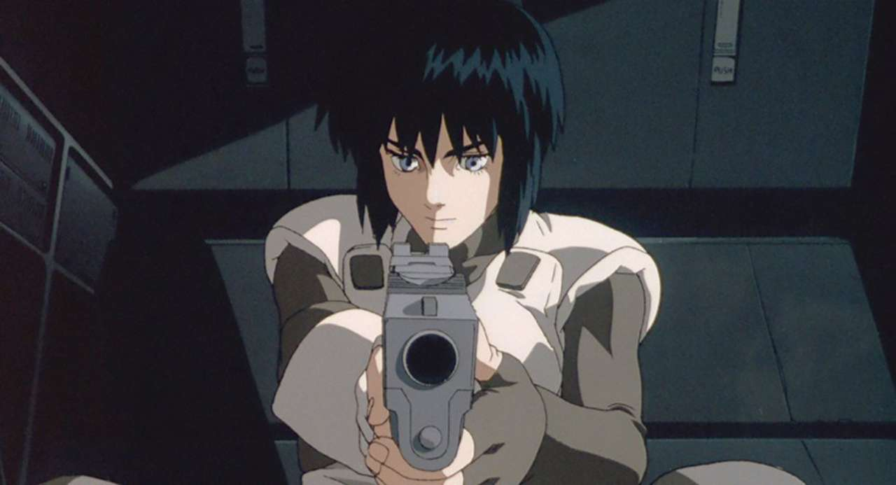 Ghost In The Shell Announces New Manga Series