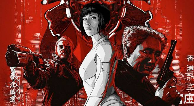 Japanese Moviegoers React To Scarlett Johansson's Ghost In The Shell