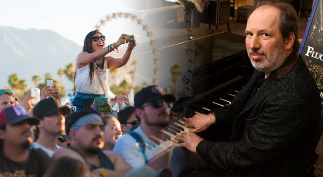 The Dark Knight Composer Rocks Out At Coachella