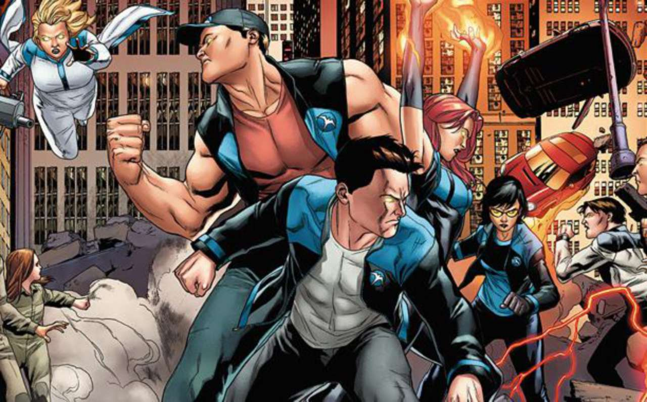 Harbinger Moves From Sony to Paramount, Complicating Valiant's Plans for Movie Universe