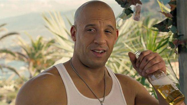 Vin Diesel Reunites With 'Fast & Furious' Co-Star Gal Gadot For Photo With Kids
