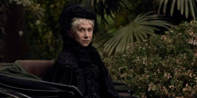 helen mirren winchester mysteru house movie