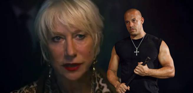 First Look At Helen Mirren In New Fate Of The Furious Footage