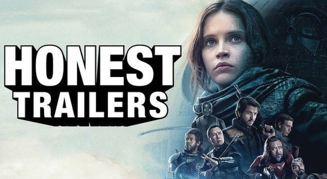 honest trailer rogue one a star wars story