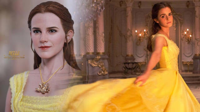 Beauty And The Beast Belle Figure Revealed By Hot Toys