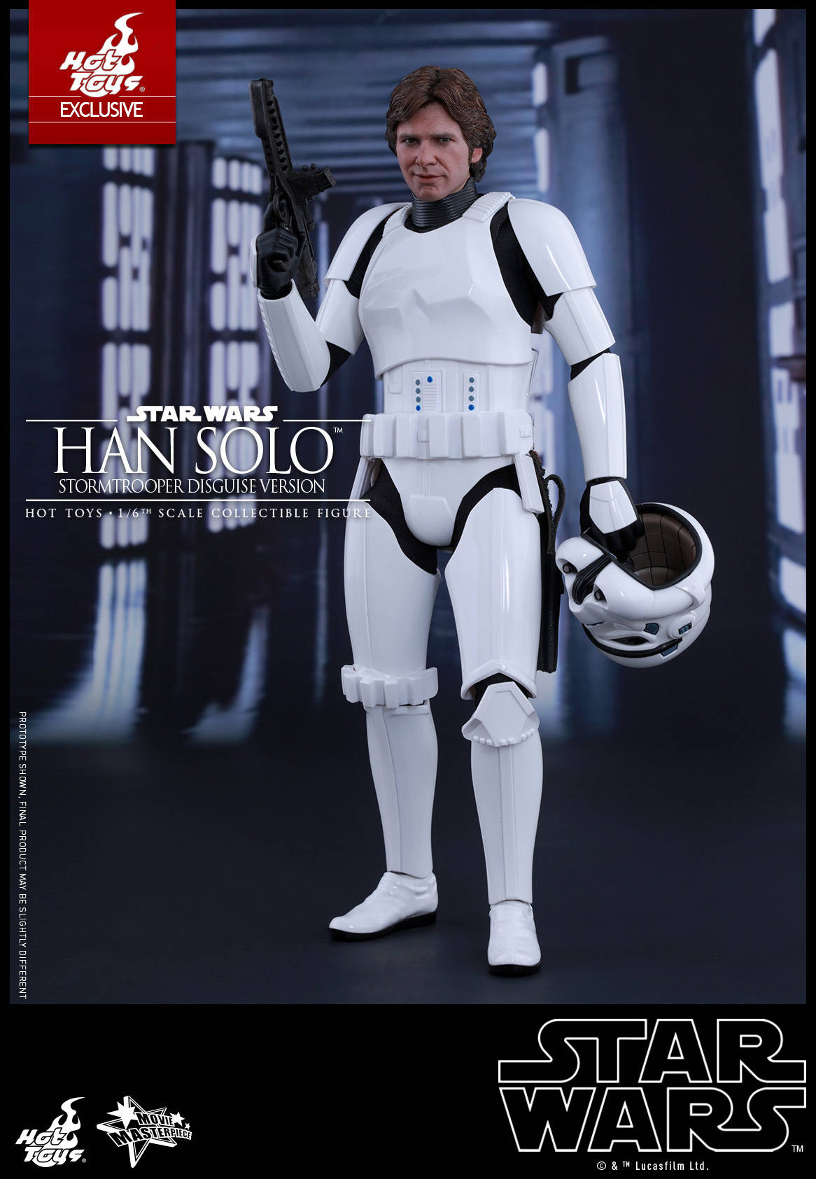Hot-Toys---Star-Wars---Han-Solo-(Stormtrooper-Disguise-Version)-Collectible-Figure PR1