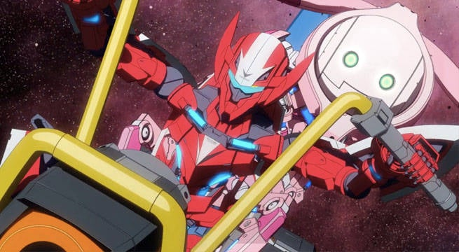 Netflix Exclusive Mech Anime Streams New Promo