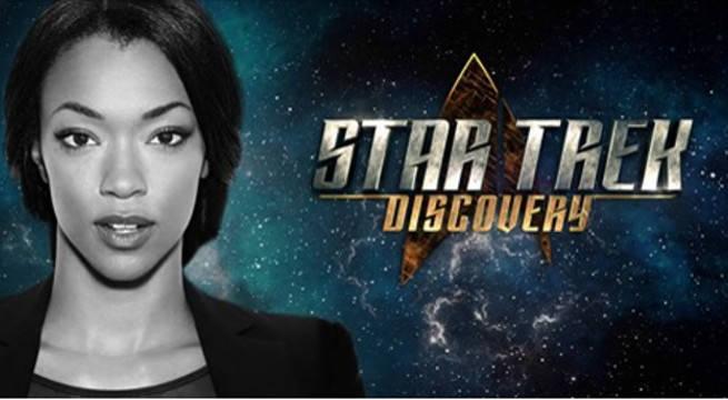 Star Trek: Discovery Reveals Sonequa Martin-Green's Role