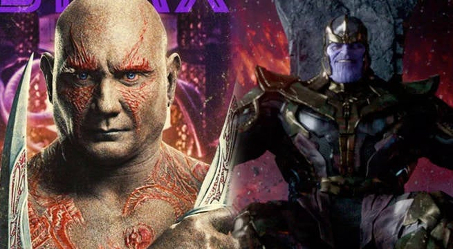 Dave Bautista Says Drax Should Take On Thanos