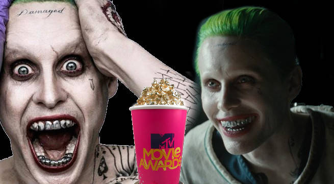Jared Leto's Joker Nominated For Best Villain At MTV Movie & TV Awards