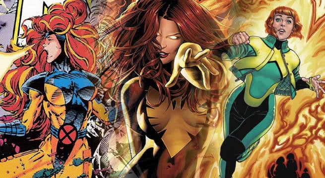 Ranking The Jean Grey Costumes
