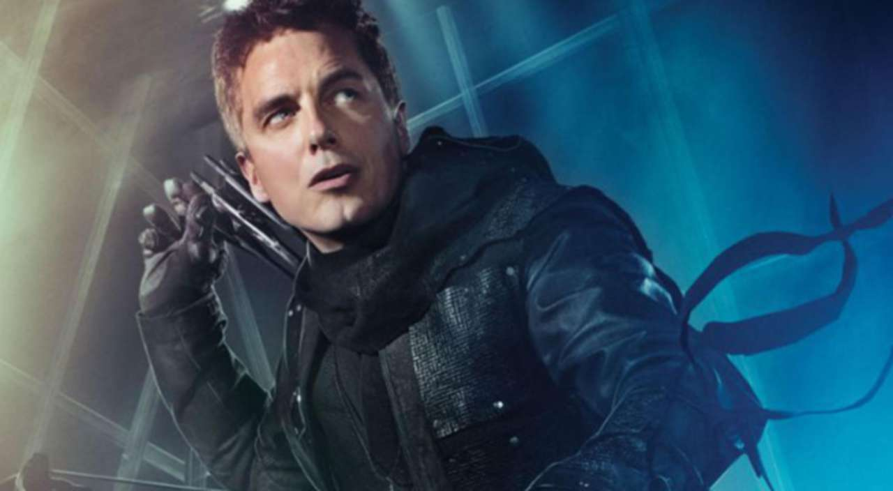 Arrow Actor John Barrowman Rushed to Hospital After Severe Neck Injury