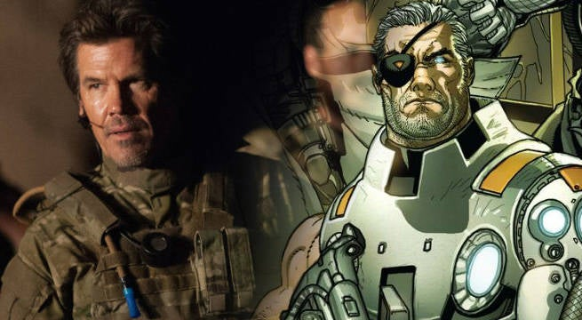 Deadpool 2: Internet Reacts To Josh Brolin As Cable