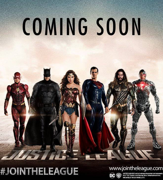 Justice League - Trending Now - Coming soon v2-3
