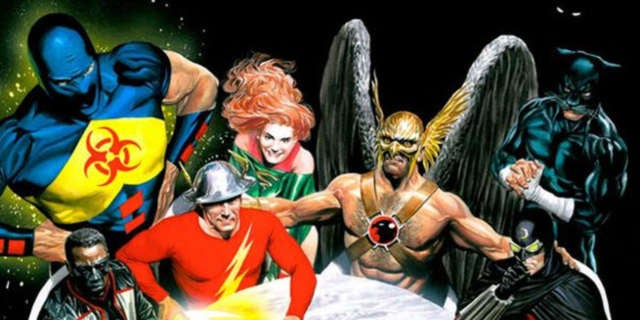 Justice Society of America - Worst Comic Book Movies