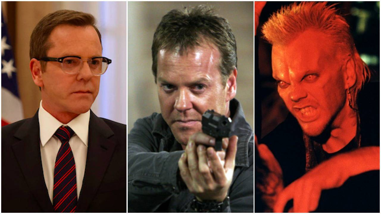 Ranking Kiefer Sutherland's Top 5 Roles