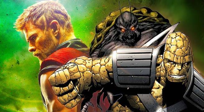 Korg Miek Thor Ragnarok