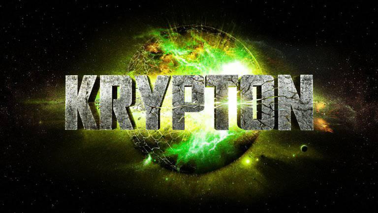 Krypton TV series logo