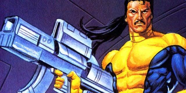Legion TV X-Men Forge