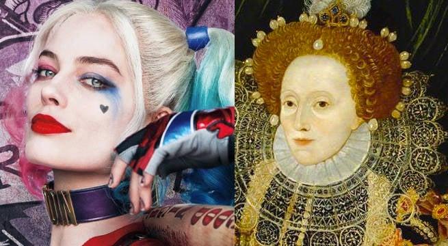 Margot Robbie Cast as Queen Elizabeth in Mary Queen of Scots