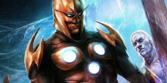 Marvel's Nova Rumored For MCU Phase 5 Debut