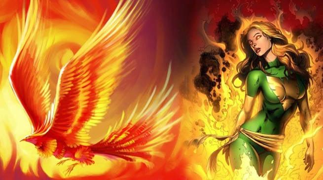 Marvel X-Men The Phoenix Force