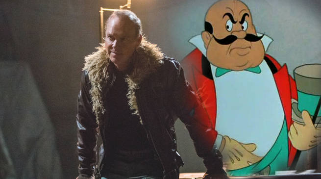 Disney In Talks With Michael Keaton for Tim Burton's Dumbo