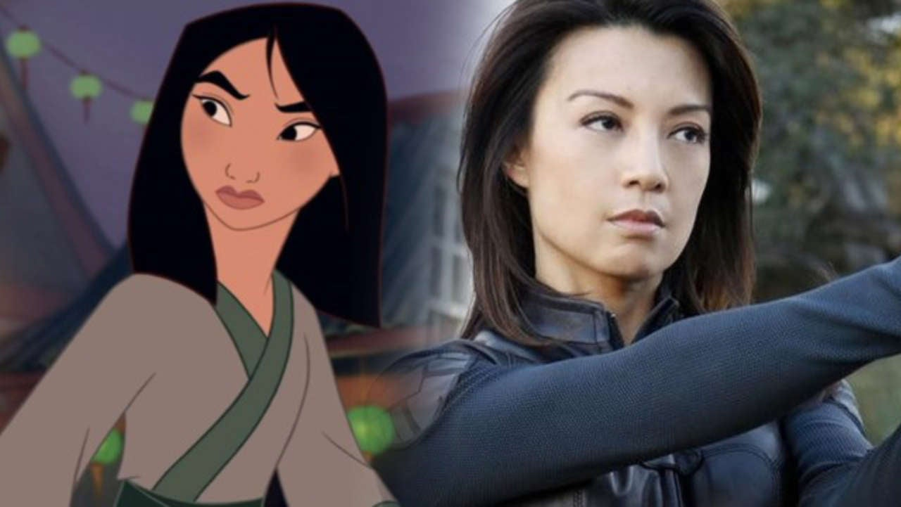 Agents of SHIELD's Ming Na-Wen Confirms Epic Mulan Easter Egg in Season Finale
