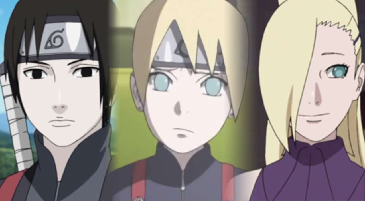 New Boruto: Naruto Next Generations Synopsis Introduces Ino & Sai's Son