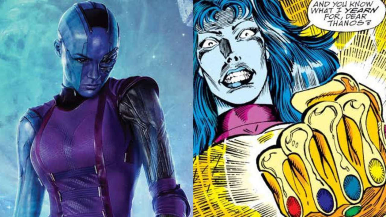 15 comic book characters that once possessed the power of an