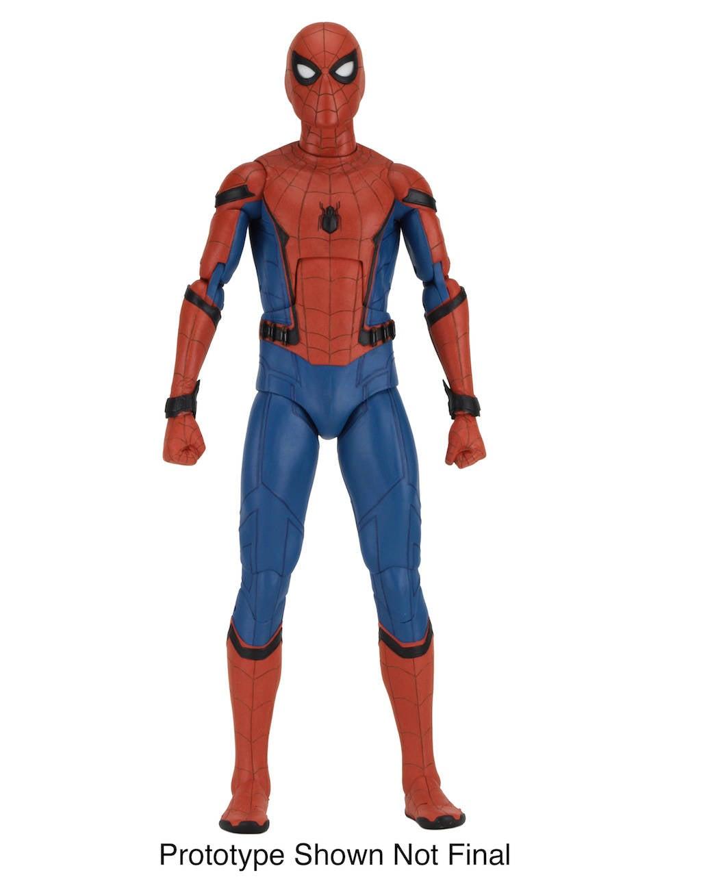 neca spider man homecoming figure 001 993427