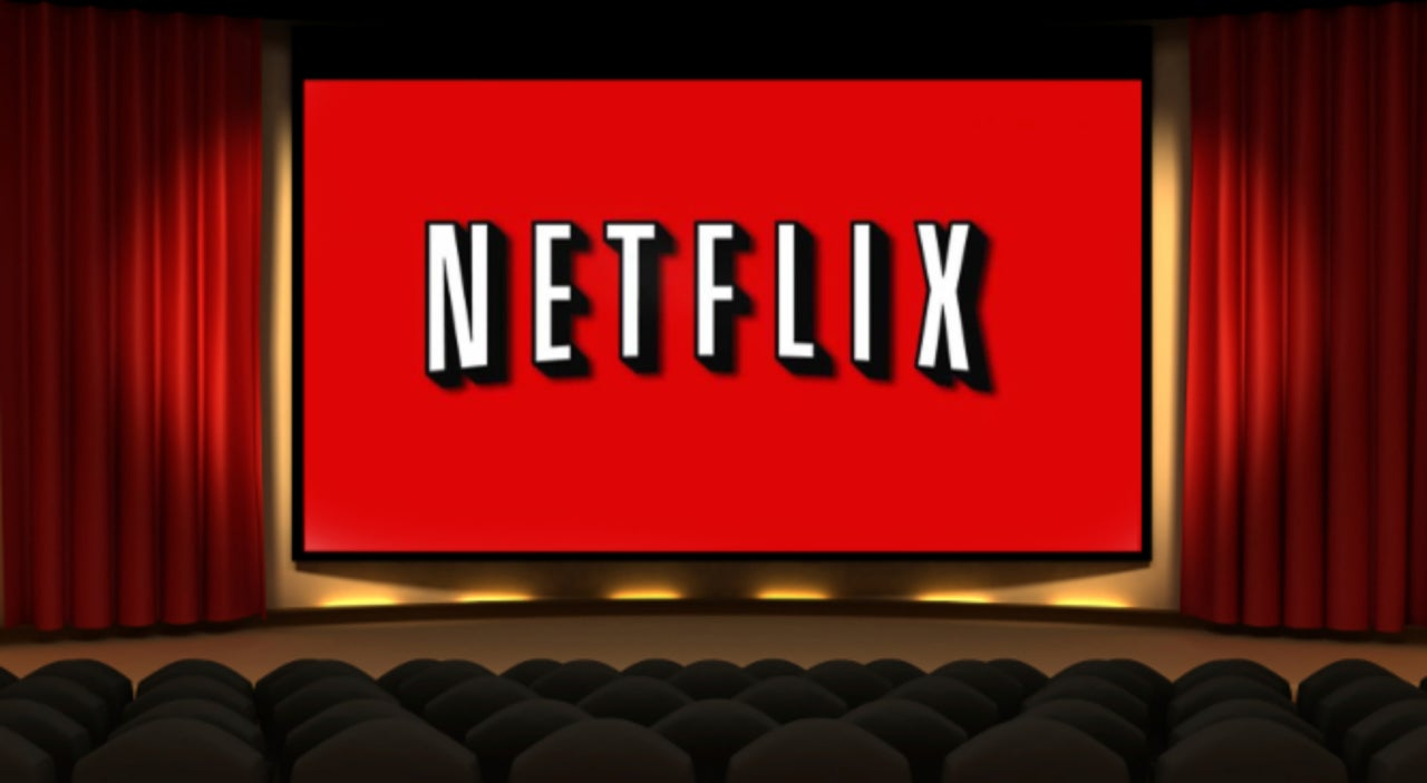Netflix Willing to Premiere Its Original Movies in Theaters