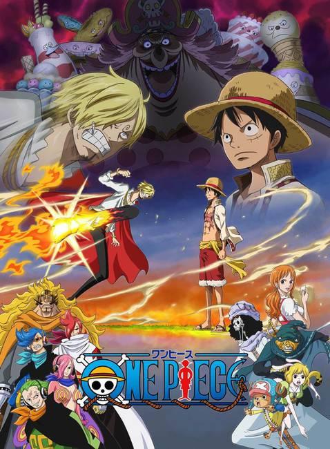 One Piece Reveals Visuals For 'Whole Cake Island' Anime Arc