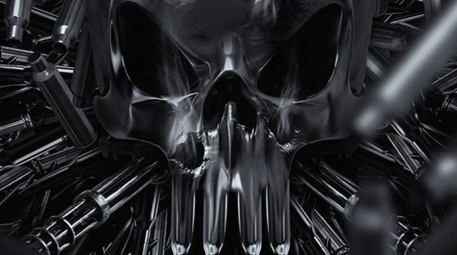 Punisher Netflix Series Poster by BossLogic
